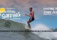 2019 Noosa Festival of Surfing //Facebook