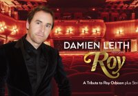 Damien Leith Roy A Tribute To Roy Orbison With Strings