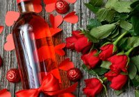 Glass Bottle And Roses Photo By Adonyi Gbor From Pexels
