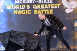 Nickleby The Magician